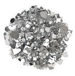 Acryl strass stenen mix, 5-14 mm, pak 1000 stuks