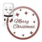 NIO stempelmotief - Merry Christmas