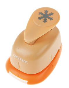OPITEC motiefpons 'Sneeuwvlok' - XS